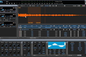 Softsampler gratuito VST TX16Wx para Windows y Mac OS X