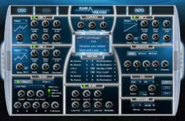 Club Voltage, sintetizador VST gratis para Windows