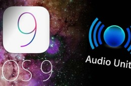 Plugins Audio Units en iPad e iPhone